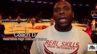 Real Skills HIgh Intensity Basketball Journey to MSG