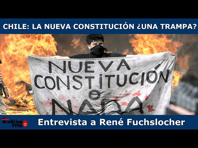#YoRechazo La nueva constitución chilena ¿UNA TRAMPA?