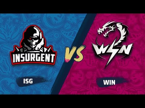 VOD: Insurgent vs WIN - LST 2019 Summer - Game 2