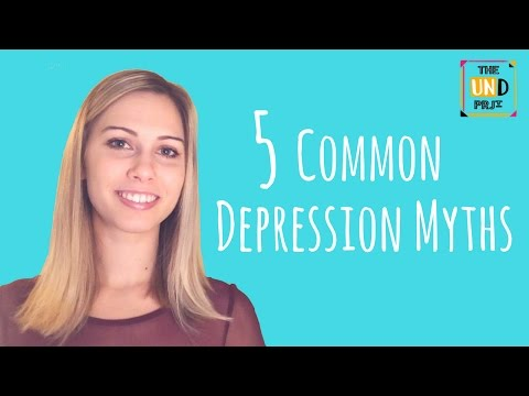 5 Common Depression Myths