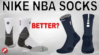 Nike NBA Socks Review! Better than Stance?!