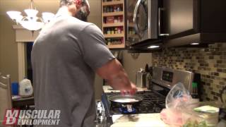 ifbb pro ken jackson   day in the life part 1