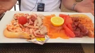 Pause déjeuné au salon Top Marques Monaco 2018