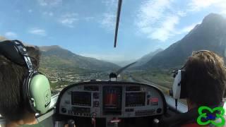 Sportcruiser Landing Aosta |LIMW|