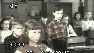 1940s Teacher Has Problem Doing Math, Angry Teacher | Video