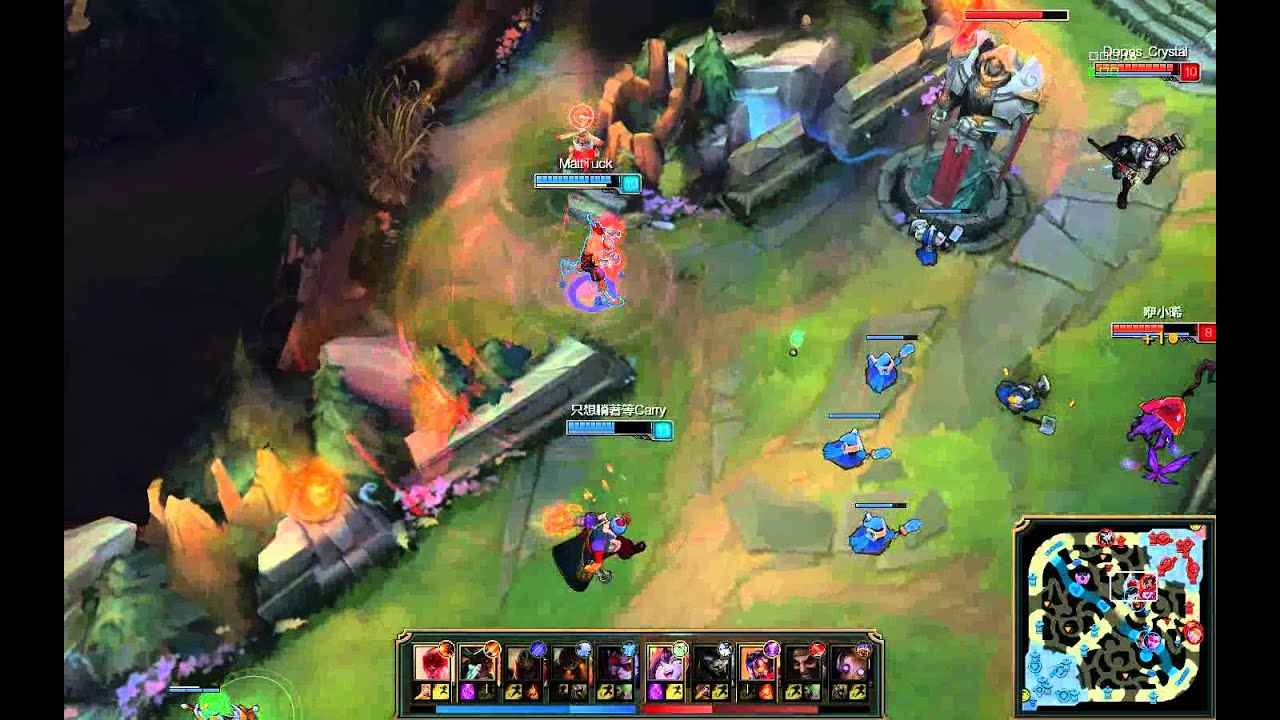 how to play lee sin jungle s6
