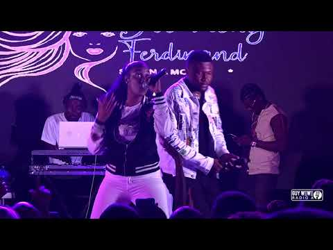 MechansT feat Kasoumee Live @ Re Opening Blondedy Ferdinand in Haiti 29 avril 2021