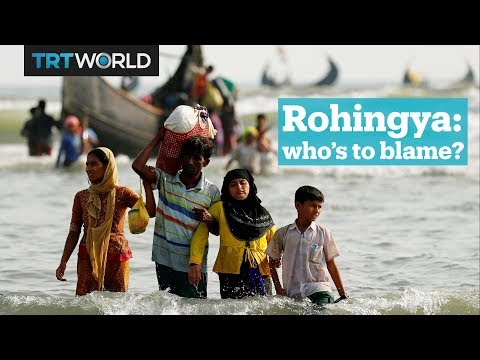 Why are the Rohingya being persecuted?