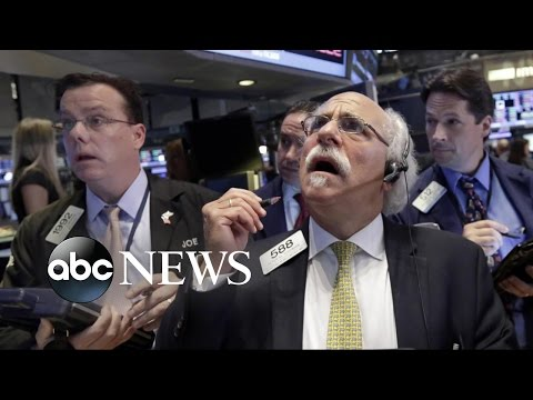 Wall Street's Meltdown and the Worst Day of Trading in More Than four Years, From YouTubeVideos