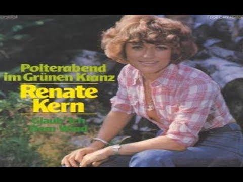 Renate Kern ♪ Polterabend im Grünen Kranz ♫