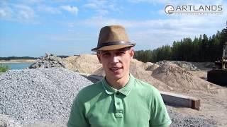 Art Lands. Купить щебень, песок и землю с доставкой в Выборге и Санкт-Петербурге(, 2018-06-18T19:43:49.000Z)