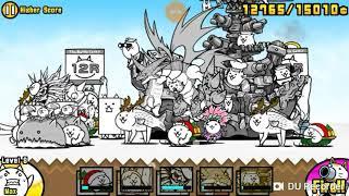 Reindeer Fish Cat   Battle Cats