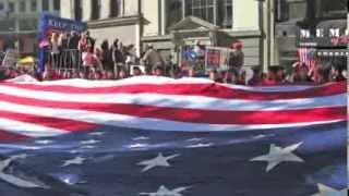 "A Patriotic Anthem Salute to America & Heroes:""Saving Freedom, Precious Freedom"""