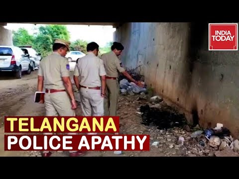 Telangana Police Under Fire Over Rape And Murder Of Hyderabad Doctor