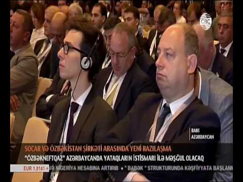 24th Caspian International Oil & Gas Azerbaijan Conference CBC 17:31