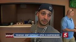 Tennessee's 1st Hemp Dispensary Opens In Murfreesboro