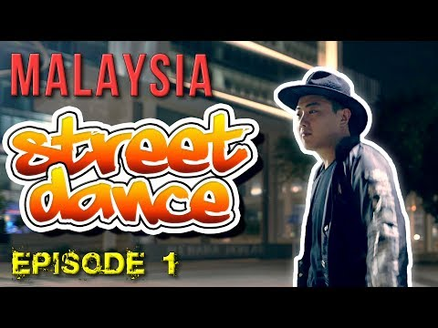 Malaysia Street Dance EP1 - Jackson Boogie J