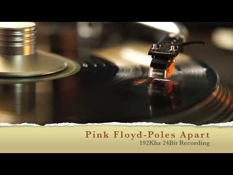 Pink Floyd - Poles Apart - Vinyl 192Khz 24Bit - A.T 120 Eb - MOTU Ultra Lite Avb