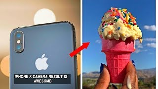 Iphone X - Camera Is Awesome   Camera Review   Camera Test   Best Features   Portrait Mode 2017 !