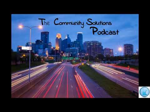 Community Solutions Podcast-  Guest Jeff Johnson