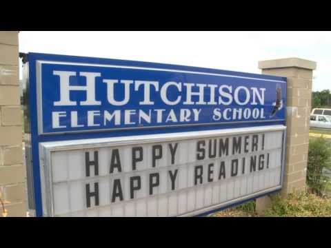 What's in a Name? -- E. Barbour Hutchison Elementary School