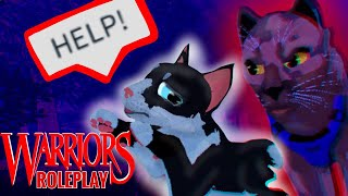 ESCAPING A CRAZY MOM on Warrior Cats Ultimate Edition