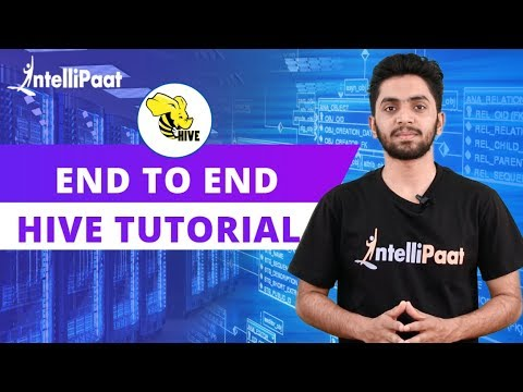 Hive Tutorial | Hive Course For Beginners | Intellipaat - YouTube