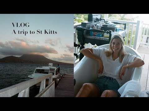 A vlog | St Kitts, zip lining and lots of rum!