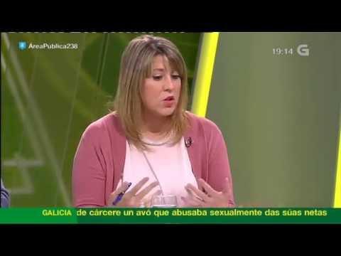 """Carmen Santos: """"Todos defendemos as propostas de En Marea"""