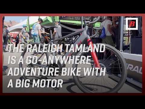 Interbike 2017: Raleigh Tamland
