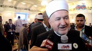 أخبار اليوم |المفتي العام في البوسنة والهرسك: لسنا أقلية وأتحدث عن 70 % من عدد سكان البوسنة