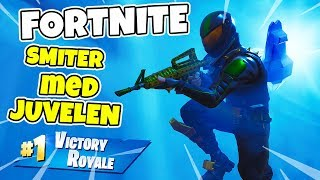 I SMITER WITH THE JEWEL IN FORTNITE | GETAWAY LTM | BUY LUCKY SKINNET