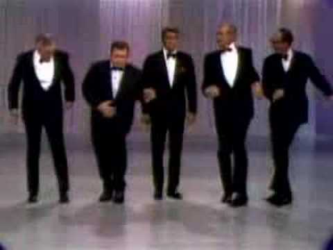 Martin, Ebsen, Cobb, Reilly and Vernon tapping