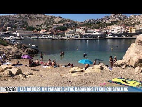 Marseille : Les Goudes, Un Paradis Entre Cabanons Et Eau Cristalline