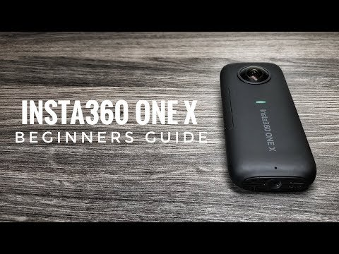 Insta360 One X Beginners Guide | Camera & App Tutorial