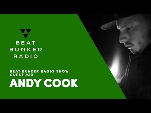 Soulful, deep house mix - Beat Bunker Radio Show with Andy Cook 03 04 2017