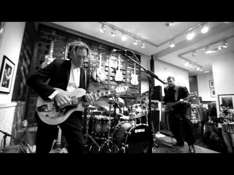 G.E. Smith Performs at John Varvatos SoHo