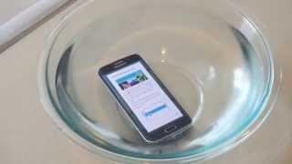 Samsung Galaxy S6 edge وامكانياته الهائله تحت الماء