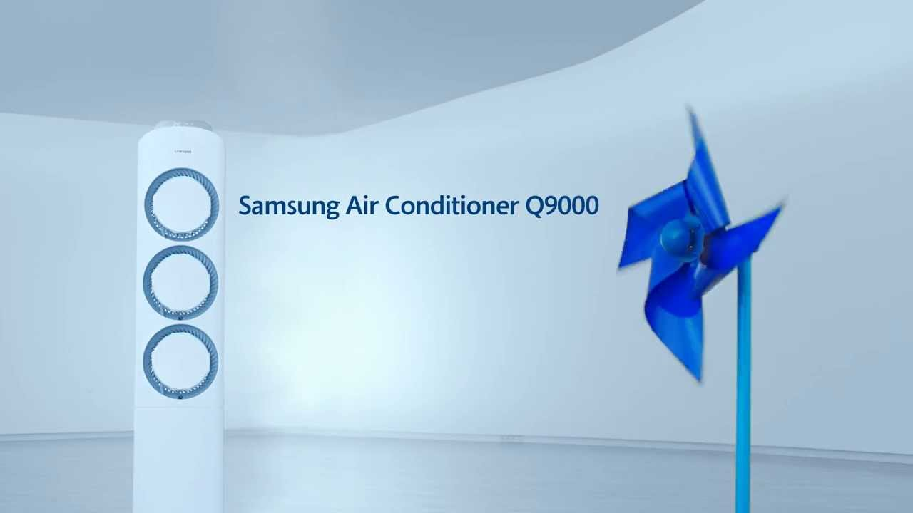 SAMSUNG CAC Floor Standing (Q9000) ~ Redefining System Air ...