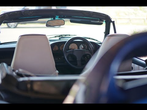 Interior Review - 1992 Porsche 911 (964) C2