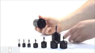 видео Демонстрационный физический эксперимент.