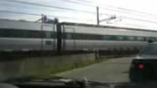 passaggio treno