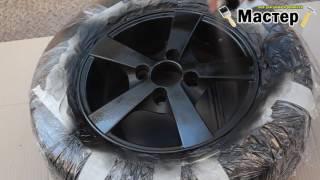 Покраска дисков жидкой резиной KUDO | тест