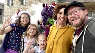 Brushwood Family Xmas Card 2019