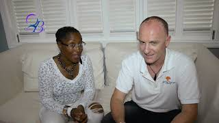 Esther interviews James Dickson, Manager from Apes Hill Polo Club, Barbados