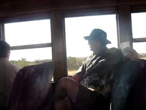 Atchison-Topeka-Santa Fe Railroad Ride