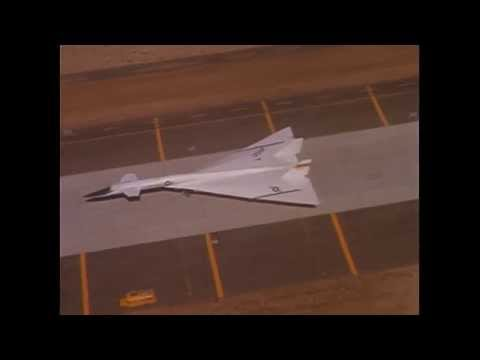 North American XB-70 Valkyrie. 70,000 feet and 3 x the speed of sound