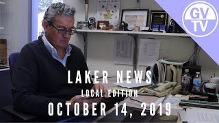 October 14 | Local Laker News