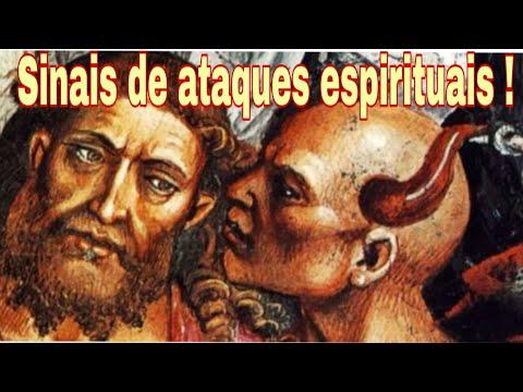 Como Identificar Ataques Espirituais,alguns Sinais De Opressão.