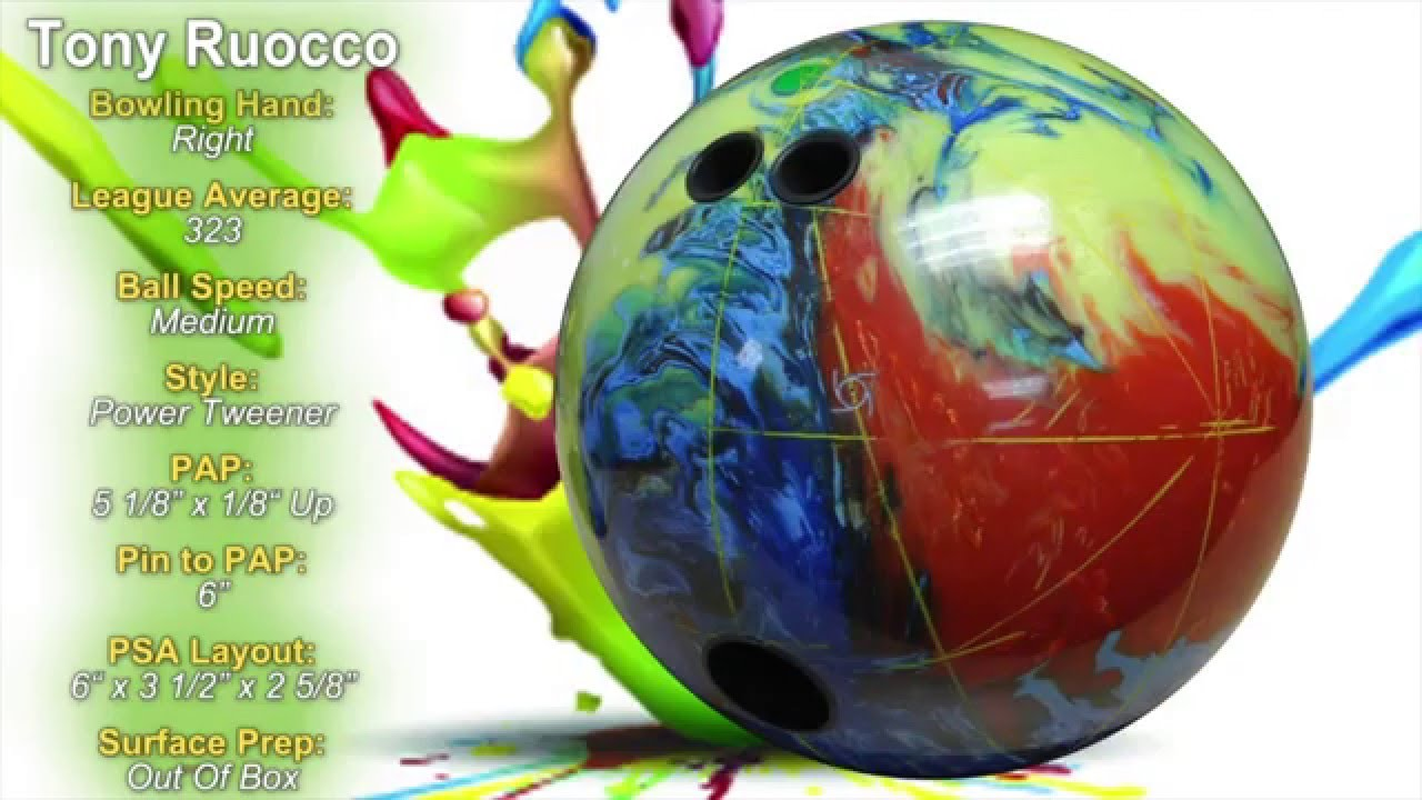 Bowlingball storm phaze bowling ball reaction video